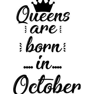 Birthday Gift for Her - Queens are born in April Shirt - Birthday Shirt by Yedesign