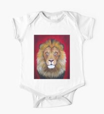 The Lion of the Tribe of Judah One Piece - Short Sleeve