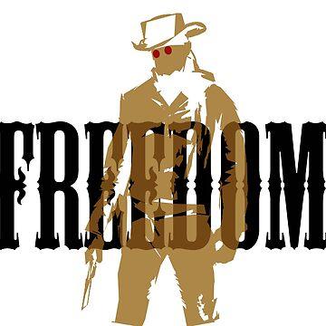 Django Freedom by MrGekko