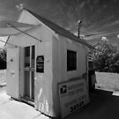 Smallest Post Office in the United States by kathy s gillentine