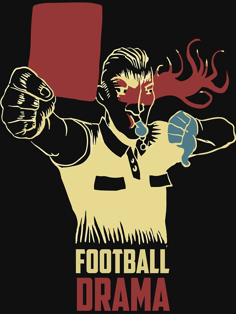 Football Drama Official Merchandising by OpenLabGames