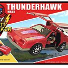 MASK M.A.S.K. Thunderhawk Box by mtrakker