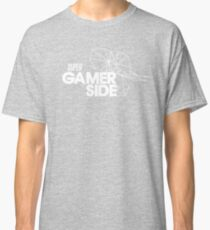 White wired logo Classic T-Shirt