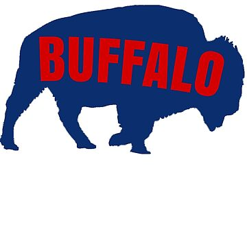 Buffalo New York Billieve Football Fans by gmgame