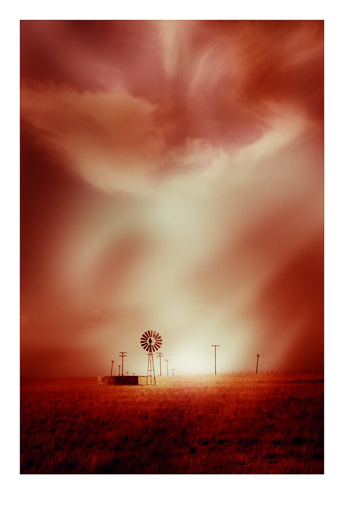 Climate Change by Nico  van der merwe