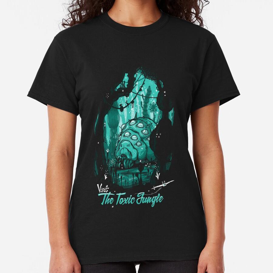 Toxic Jungle Classic T-Shirt