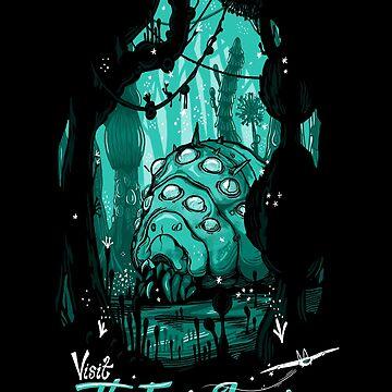 Toxic Jungle by FrederickJay