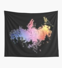 Dragon Colorful Wall Tapestry