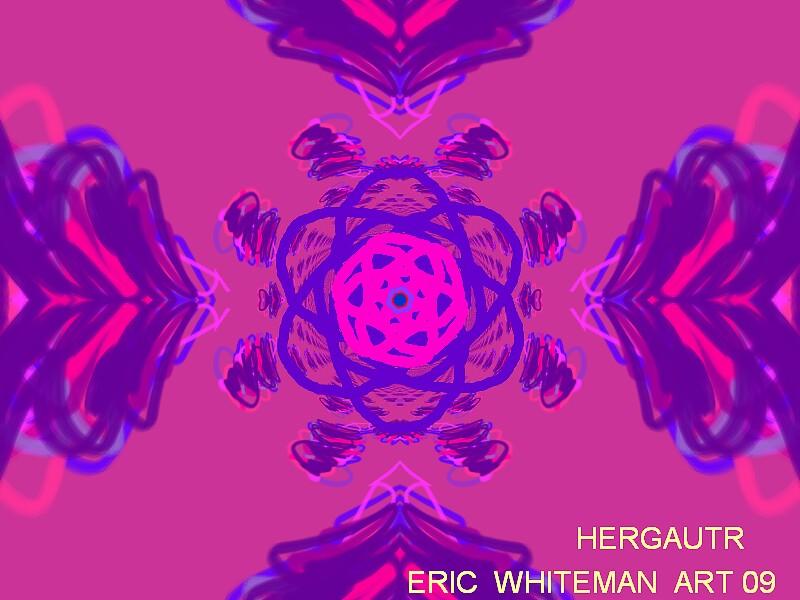 ( HENGAUTER ) ERICWHITEMAN  by ericwhiteman