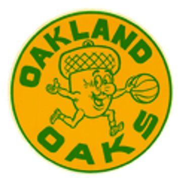 oakland oaks by airplanebrand