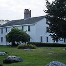 Smiths Castle, Wickford, Rhode Island, USA by AnnDixon