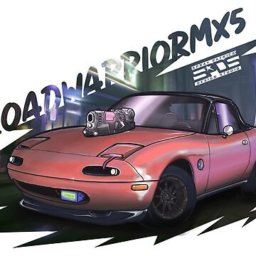 Miata Future (@roadwarriormx5) by SprayPatrick