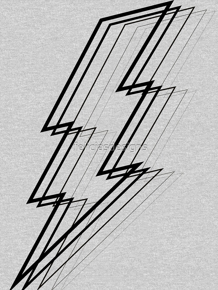 Lightning Bolt by feliciasdesigns
