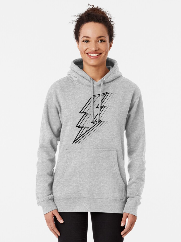 Alternate view of Lightning Bolt Pullover Hoodie