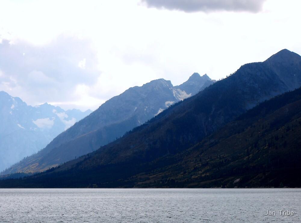 Jackson Lake by Jan  Tribe