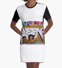 Leen Graphic T-Shirt Dress