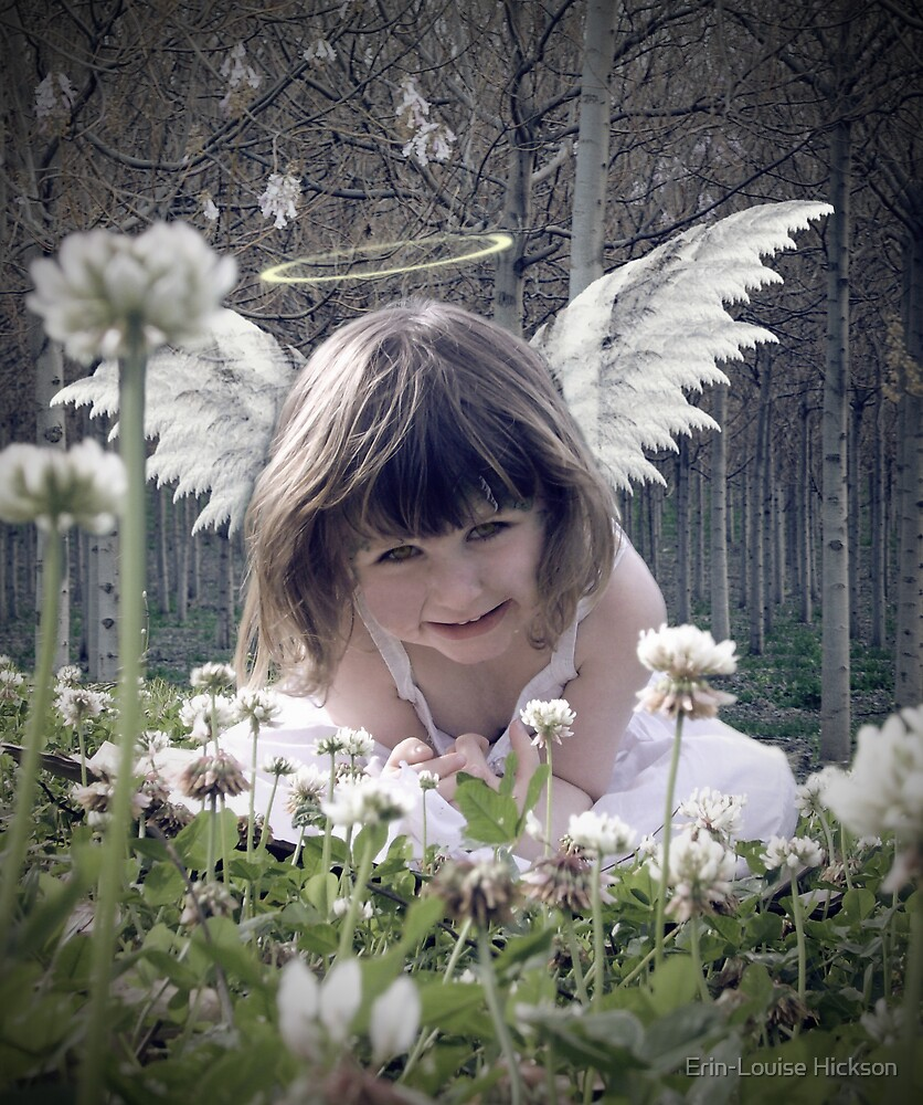 Lil Angel by Erin-Louise Hickson