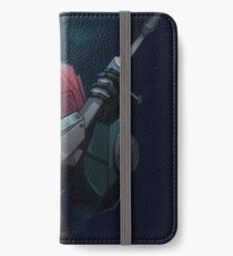 Percy iPhone Wallet/Case/Skin