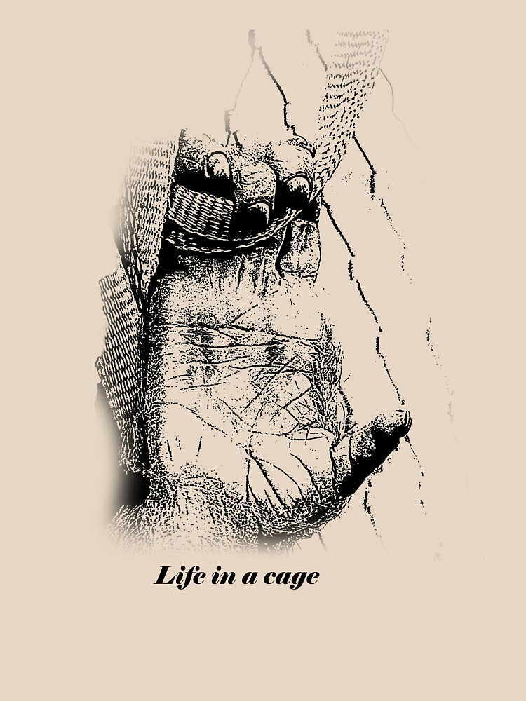Life in a cage  by chris2766
