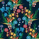 Tropical Pop by Janine Lecour