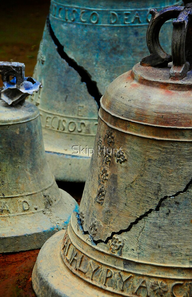 For Whom the Bell Tolls by Skip Hunt