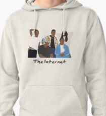 The Internet Colors Pullover Hoodie