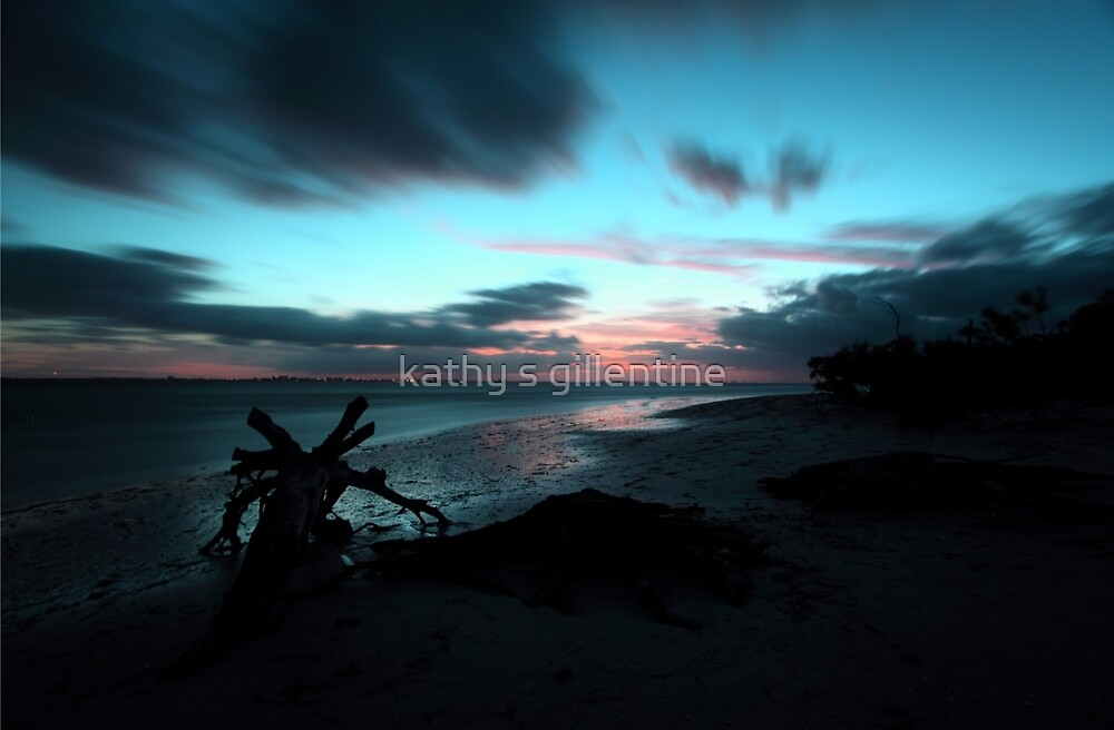 at dawn by kathy s gillentine