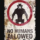 no humans by RebecaCh
