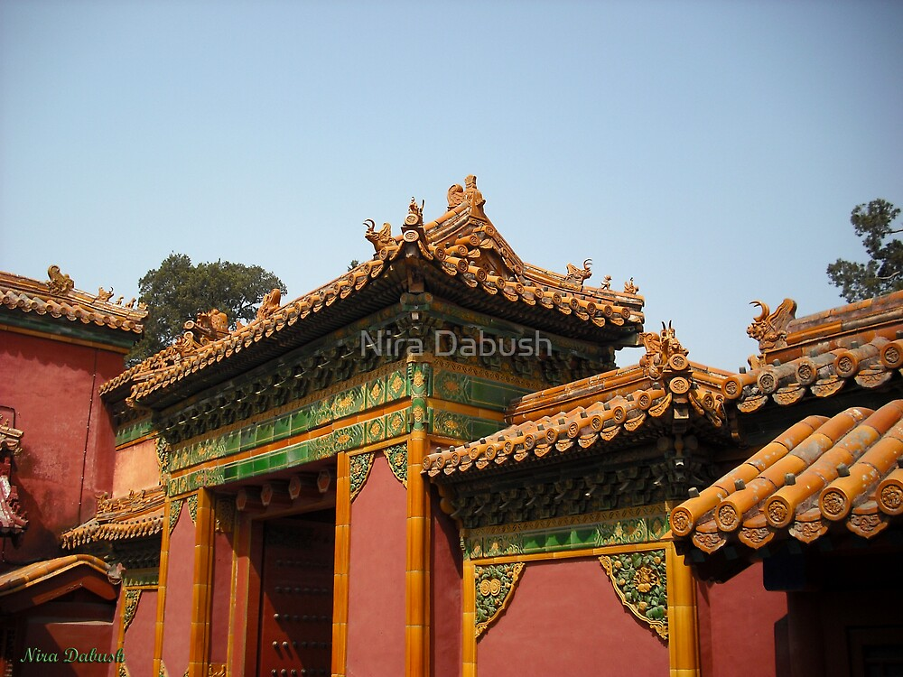 Forbidden City by Nira Dabush
