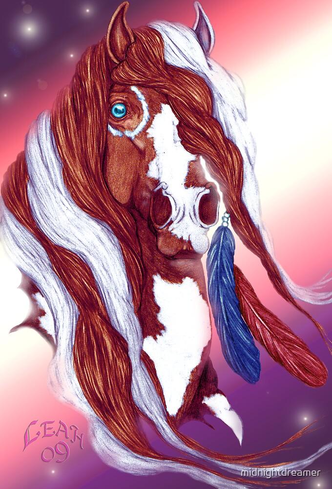 ~ Sacred Spirit ~ by midnightdreamer