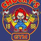Chucky's Gym - Good Guys by Punksthetic