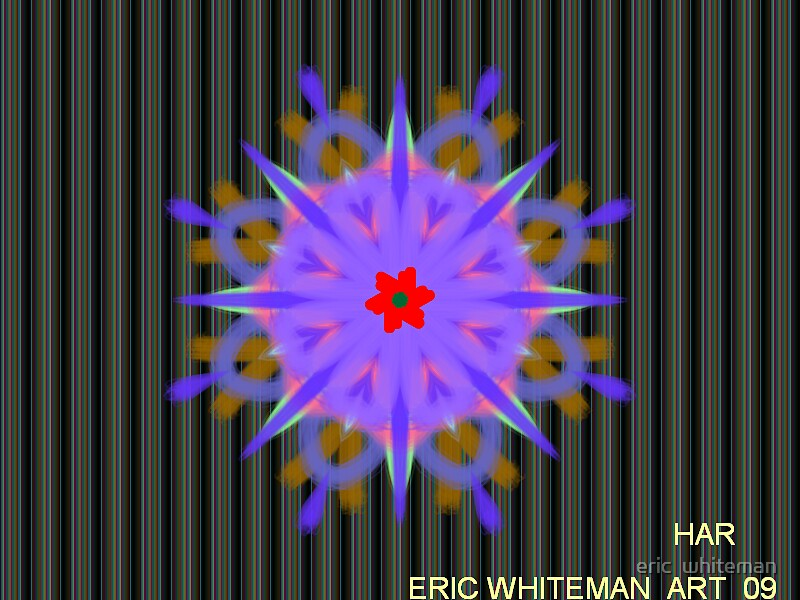 (HAR ) ERIC WHIEMAN ART   by eric  whiteman