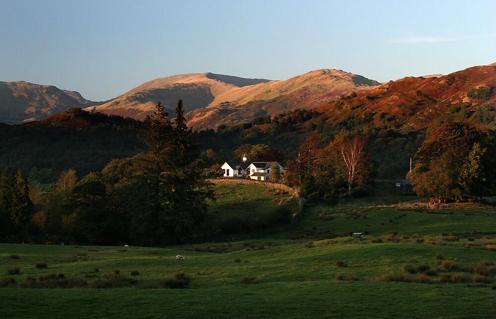 Fell View Lake District by stebird