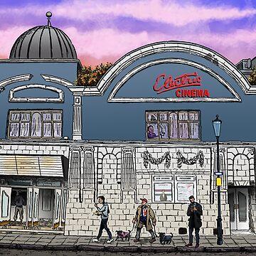London Cinema by matjackson