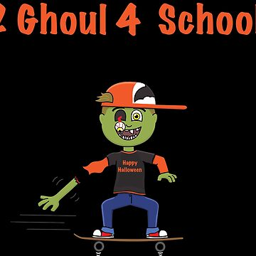 2 Ghoul 4 School by PhanieMilton