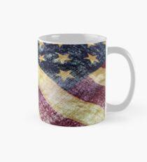 Taza clásica American Flag