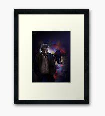 Greg Lestrade Framed Print