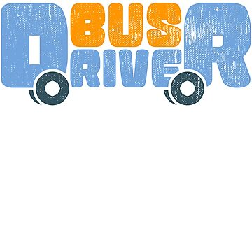 Bus driver bus father's day husband husband man day by tamerch