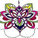 flower design by wildmagnolia