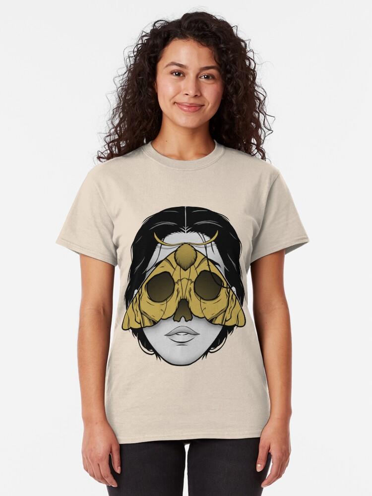Alternate view of Bad Omen Classic T-Shirt