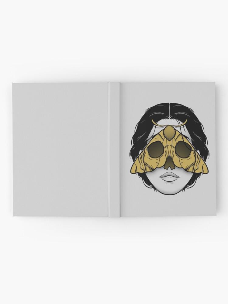 Alternate view of Bad Omen Hardcover Journal