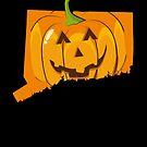 Halloween Party Connecticut Adult Halloween Shirt by shoppzee