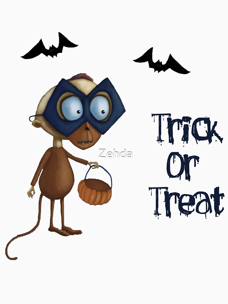 Trick or Treat Halloween Goblin by Zehda