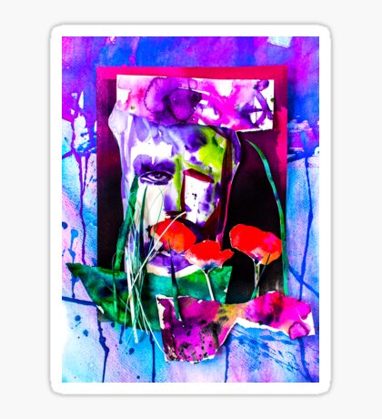 BAANTAL / Pollinate / Evolution #7 Glossy Sticker
