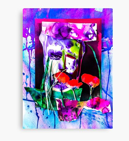 BAANTAL / Pollinate / Evolution #7 Canvas Print