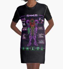 Sammy Stats Graphic T-Shirt Dress