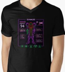 Sammy Stats Men's V-Neck T-Shirt