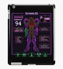 Sammy Stats iPad Case/Skin