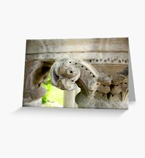 Column Topper Greeting Card