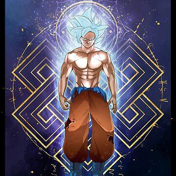 Goku by koroa
